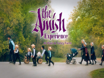 The Amish Experience At Plain & Fancy Farm
